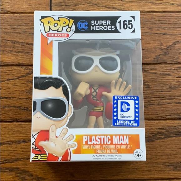 Funko POP! Heroes Plastic Man 165